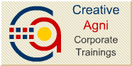 Creative Agni's Corporate Trainings and Open Workshops.