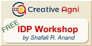Click to Read about the IDP Workshop and Register for it.